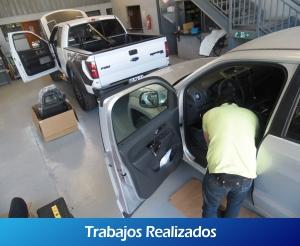 GaleriaRollerMobility- Trabajos Realizados