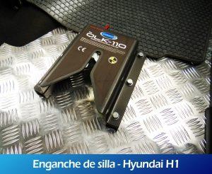 Enganche de silla - Hyundai H1