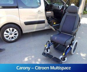GaleriaRollerMobility - Carony – Citroen Multispace