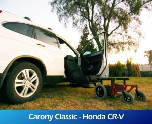 GaleriaRollerMobility - Carony Classic - Honda CR-V