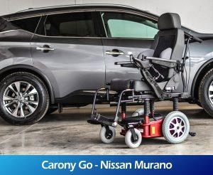GaleriaRollerMobility - Carony Go - Nissan Murano