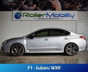 GaleriaRollerMobility - F1 - Subaru WXR
