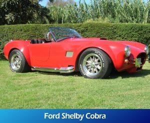 GaleriaRollerMobility - HCPer - Ford - Shelby Cobra