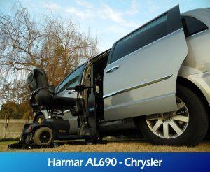 GaleriaRollerMobility - Harmar AL690 - Chrysler