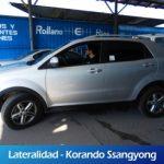 GaleriaRollerMobility - Lateralidad - Korando Ssangyong