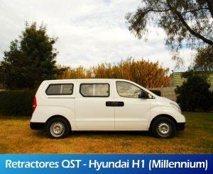 GaleriaRollerMobility - Retractores QST - Hyundai H1 (Millennium)