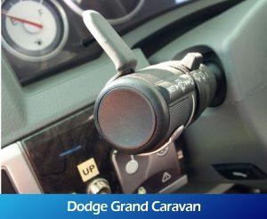 Galeria Rollermobility - Trabajos especiales - Dodge Grand Caravan