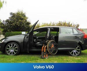 Galeria Rollermobility - Trabajos especiales - Volvo V60