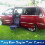 GaleriaRollerMobility - Turny Evo - Chrysler Town Country