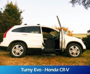GaleriaRollerMobility - Turny Evo - Honda CR-V