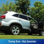GaleriaRollerMobility - Turny Evo - Kia Sorento