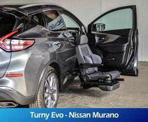 GaleriaRollerMobility - Turny Evo - Nissan Murano