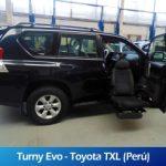 GaleriaRollerMobility - Turny Evo - Toyota TXL (Peru)