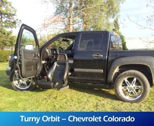 GaleriaRollerMobility - Turny Orbit – Chevrolet Colorado