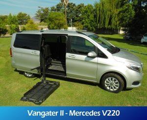 GaleriaRollerMobility - Vangater II - Mercedes V220