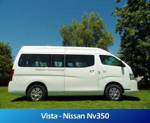 GaleriaRollerMobility - Vista - Nissan NV350