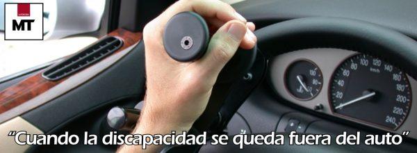 """MT online """"Cuando la discapacidad se queda fuera del auto"""""""