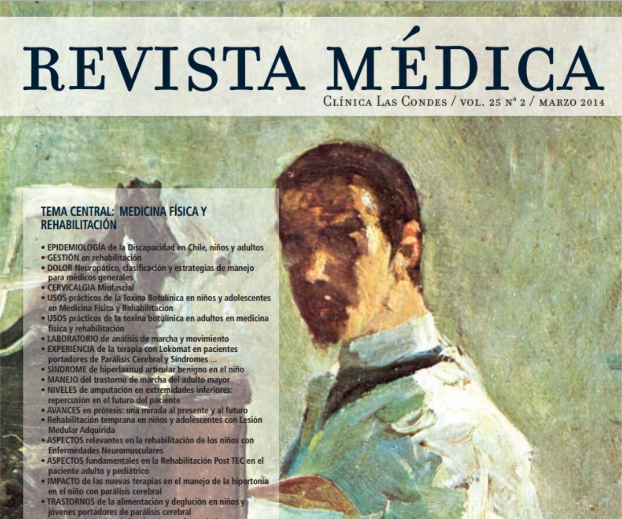 Revista Medica Clinica Las Condes