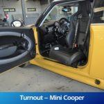 Turnout – Mini Cooper