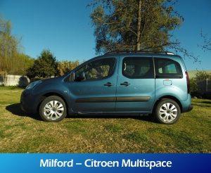 Galeria RollerMobility - Milford - Citroen Multispace