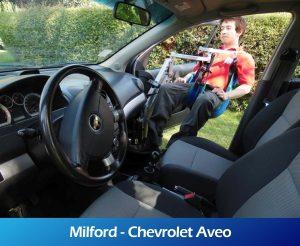 Galeria RollerMobility - Milford - Chevrolet Aveo