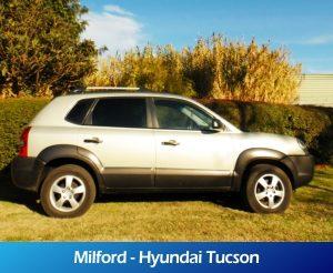 GaleriaRollerMobility - Milford - Hyundai Tucson