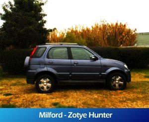 Galeria RollerMobility - Milford - Zotye Hunter