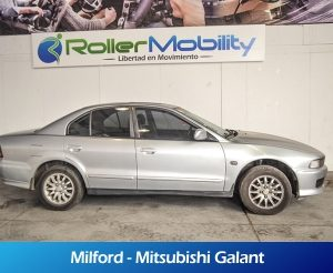 Galeria RollerMobility - Milford - Mitsubishi Galant