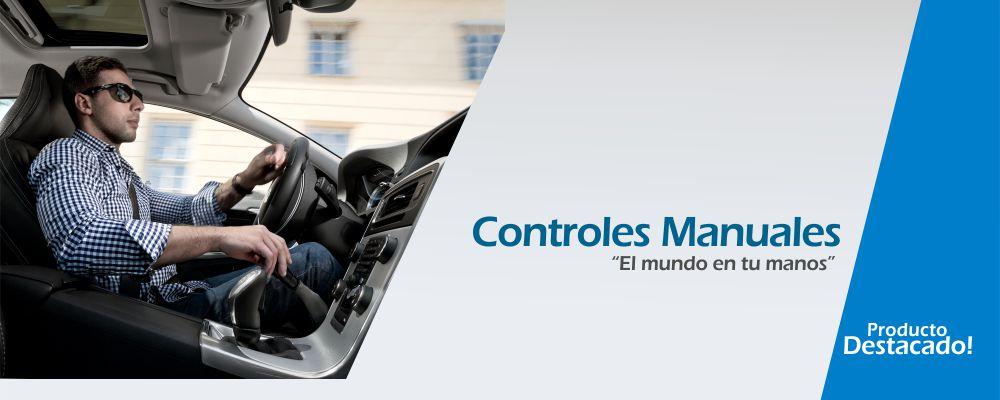 Banner web principal Controles Manuales