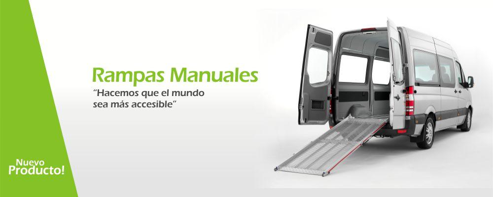 Banner web principal RampasManuales