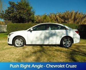 GaleriaRollerMobility - Push Right Angle - Chevrolet Cruze