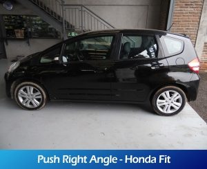 GaleriaRollerMobility - Push Right Angle - Honda Fit