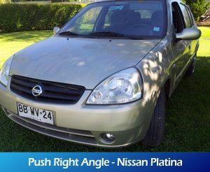 GaleriaRollerMobility - Push Right Angle - Nissan Platina