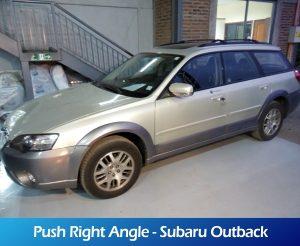 GaleriaRollerMobility - Push Right Angle - Subaru Outback
