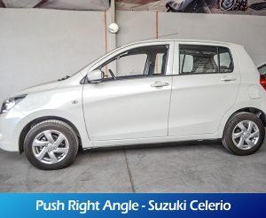 GaleriaRollerMobility Push Right Angle - Suzuki Celerio