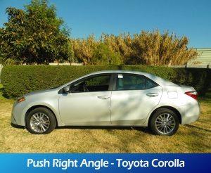GaleriaRollerMobility - Push Right Angle - Toyota Corolla