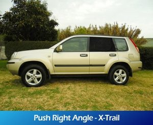 GaleriaRollerMobility - Push Right Angle - X-Trail